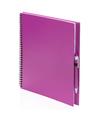 Schetsboek roze