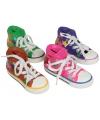 Schoen sneakers spaarpot 18 5 cm