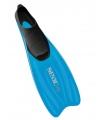 Seac blauwe flippers met dichte hiel