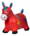 Skippy paard rood