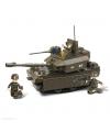 Sluban tank met groot kanon 33 x 23 7 cm