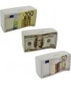 Spaarpot 50 euro biljet 16 5 cm