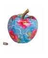 Spaarpot blauwe appel 14 cm