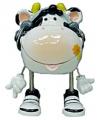 Spaarpot cartoon koe 16 cm