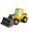 Spaarpot gele graaf tractor