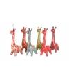 Spaarpot giraffe 28 cm type 1