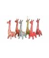 Spaarpot giraffe 28 cm type 4