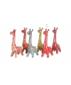 Spaarpot giraffe 28 cm type 5