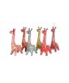 Spaarpot giraffe 28 cm type 6