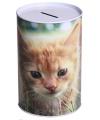 Spaarpot katten 15 cm type 1