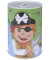 Spaarpot piraat 15 cm