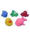 Speelgoed badfiguurtjes 5 stuks
