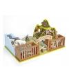 Speelgoed dierentuin van plastic