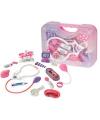 Speelgoed dokterskoffertje roze