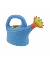 Speelgoed gieter blauw met zonnebloem