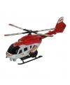 Speelgoed helikopter rood 21 cm