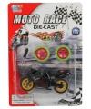 Speelgoed motor zwart