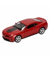 Speelgoed rode chevrolet camaro zl1 auto 1 36