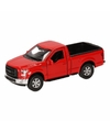 Speelgoed rode ford f 150 auto 12 cm