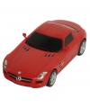 Speelgoed rode mercedes sls auto 16 cm