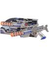 Speelgoed ruimtegeweer 45 cm