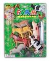 Speelgoed set boerderij 12 stuks