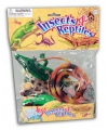 Speelgoed set plastic reptielen 5 stuks