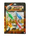 Speelgoed straaljager set 2