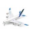 Speelgoed vliegtuig airbus 19 x 17 cm