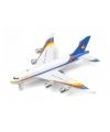 Speelgoed vliegtuig jet airways 19 x 17 cm