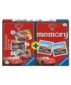 Spel memory en puzzel cars