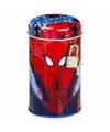 Spiderman spaarpot met slotje
