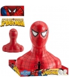 Spiderman spaarpot met snoepjes