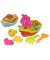 Strand speelgoed boot met accessoires
