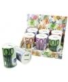 Teller spaarpot 50 euro
