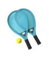 Tennis racket set met softbal