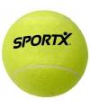 Tennisbal sportx 13 cm