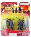 Vikingen speel poppetjes