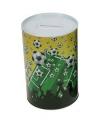 Voetbal spaarpot type 1