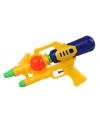 Waterpistool geel 35 x 15 cm