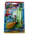 Waterpistool gekleurd 13 cm