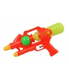 Waterpistool oranje 35 x 15 cm