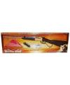 Western speelgoedset met geweer