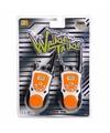 Wit oranje walkie talkie voor kinderen