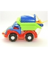 Zand speelwagen van plastic 28 x 14 x 20 cm