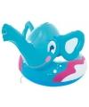 Zwemband olifant blauw