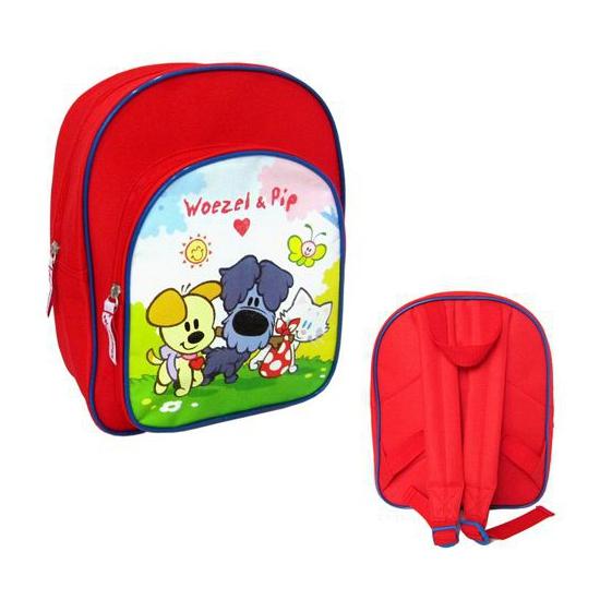10c74528663 Kinder rugzakken Woezel en Pip bij Speelgoed voordeel, altijd de ...