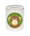 Apen spaarpot voor kinderen 9 cm