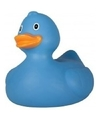 Grote lichtblauwe badeend 25 cm