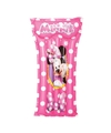 Minnie mouse luchtmatras voor kinderen 119x61cm
